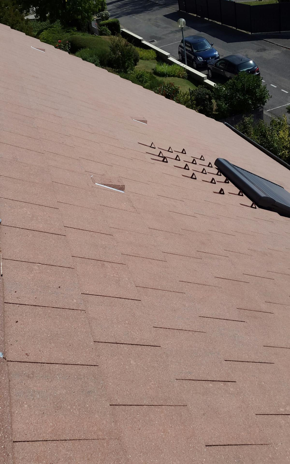 EH  toiture peinture  Chambéry Grenoble
